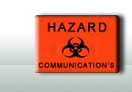 Haz Comm Safety Training