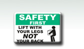 Lifting Safety Training